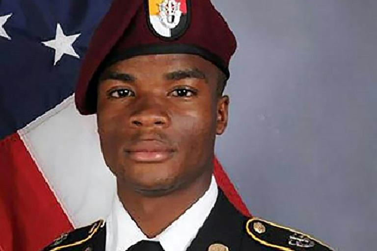 Sergeant La David Johnson was one of four US soldiers killed in the Niger ambush