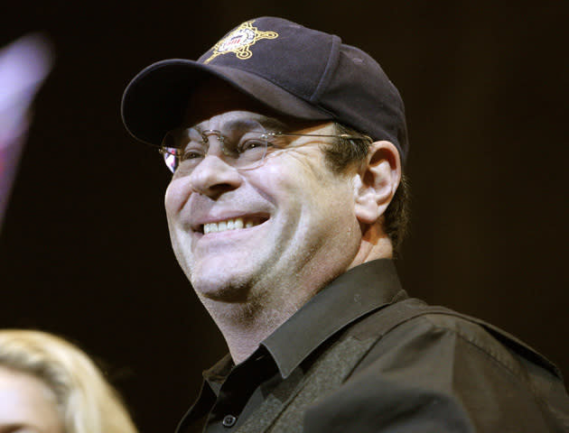"""<b>Dan Aykroyd (Dr. Raymond Stantz)</b> <br><br> Like Murray, Aykroyd was a former SNL regular. After striking it big with John Belushi on 'The Blues Brothers', the pair were initially due to team up for 'Ghostbusters' — with Belushi to play the Venkman part. However, following Belushi's death, the role was rewritten for Murray. Despite being an ever-present figure on the big and small screen, Aykroyd never had the same leading man success as his fellow SNL stars (a natural born and enthusiastic performer, Aykroyd's comedy skills were never honed to one particular type like Murray's deadpan shtick or Eddie Murphy's outbursts). However, he was Oscar-nominated for 'Driving Miss Daisy' and was a blast in films like 'Dragnet', 'Trading Places' and 'Grosse Pointe Blank'. He has co-written the script for 'Ghostbusters III'. <br><br>[<b>See more</b>: <em><a href=""""http://yhoo.it/uWUvPy"""" rel=""""nofollow noopener"""" target=""""_blank"""" data-ylk=""""slk:Our Ghostbusters 3 fantasy cast"""" class=""""link rapid-noclick-resp"""">Our Ghostbusters 3 fantasy cast</a></em>]"""