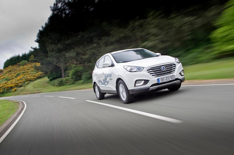First Drive: Hyundai ix35 Fuel Cell