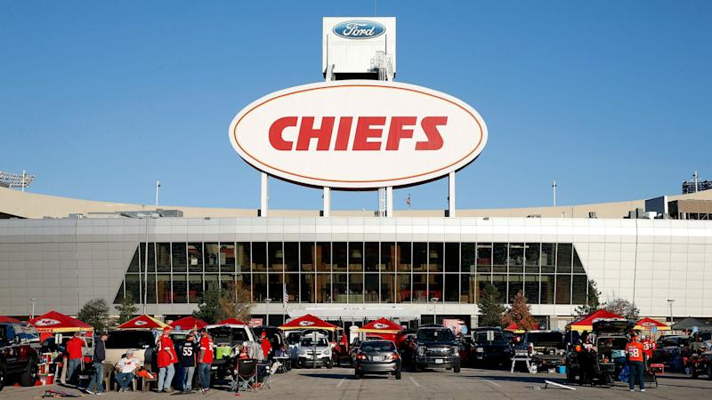 Coronavirus: Chiefs and Ravens announce plans for reduced capacities