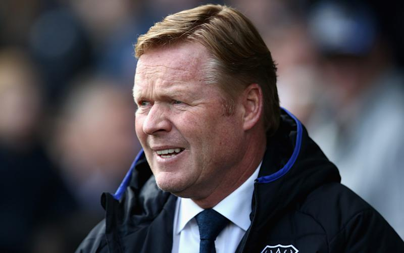Ronald Koeman was accused of not caring about the Southampton youth set up - Getty Images Europe