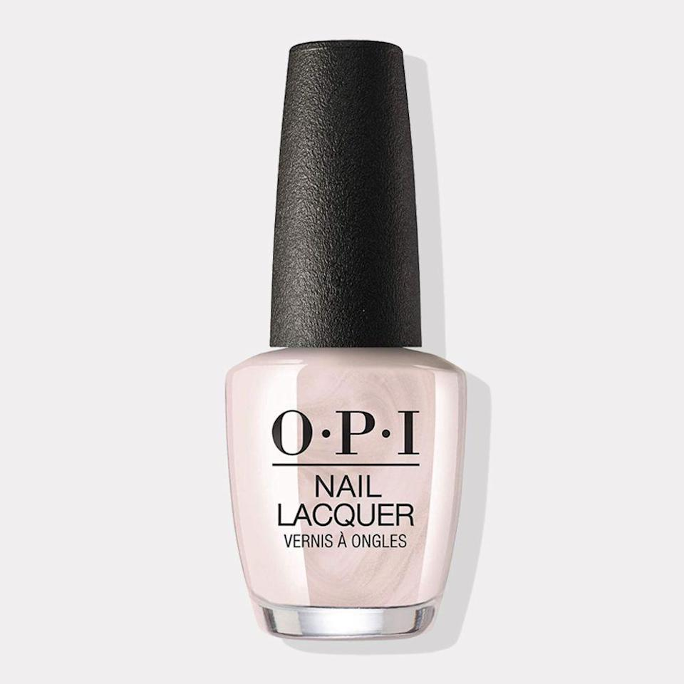 "<p><strong>OPI</strong></p><p>amazon.com</p><p><strong>$8.69</strong></p><p><a href=""https://www.amazon.com/dp/B07NT4H8D9?tag=syn-yahoo-20&ascsubtag=%5Bartid%7C10072.g.35927219%5Bsrc%7Cyahoo-us"" rel=""nofollow noopener"" target=""_blank"" data-ylk=""slk:Shop Now"" class=""link rapid-noclick-resp"">Shop Now</a></p><p>Libras are known to love being in love, and find comfort in relationships (and flirting, and crushing). With this pearlescent pink, you can pay homage to your open and tender heart. Just be careful who you give it to.</p>"