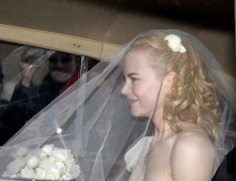 Nicole Kidman Shares Keith Urban Wedding Footage For 12th: Nicole Kidman And Keith Urban 12th Anniversary Pictures