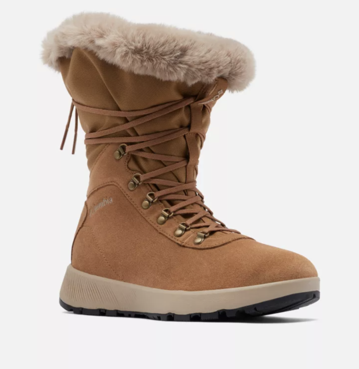 Women's Slopeside Village™ Omni-Heat™ High Boot by Columbia - $70 (originally $140)