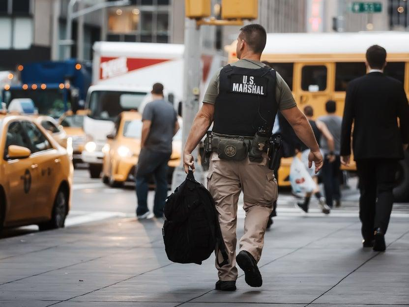 The man impersonated a US Marshal (Getty Images)