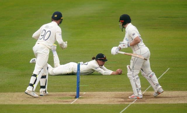 England v New Zealand – First LV= Insurance Test – Day Five – Lord's