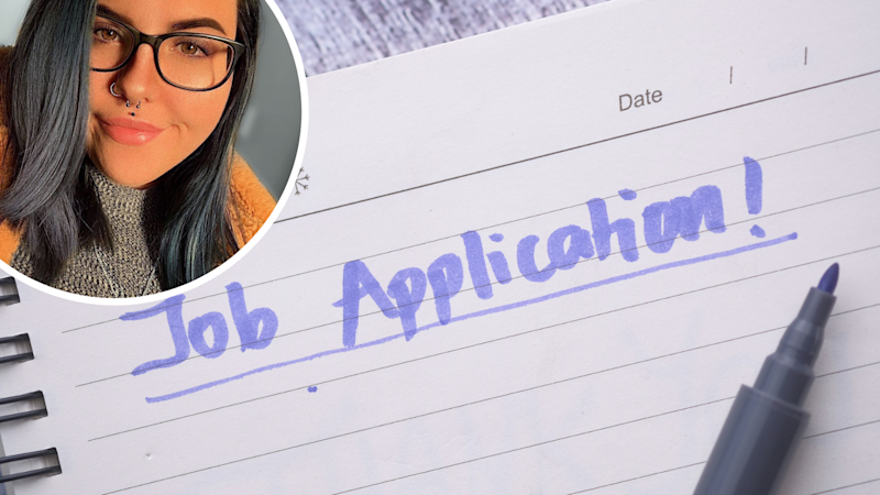 Sydney woman rejects job rejection letter. Source: Facebook/Getty
