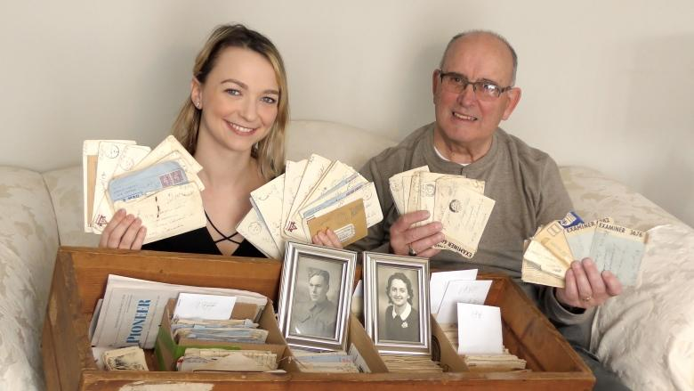 P.E.I. woman finds hundreds of wartime letters from great-grandparents