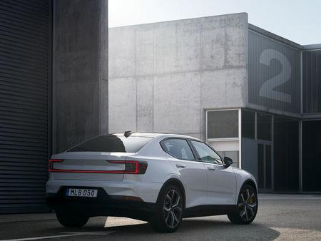 Volvo's Polestar unveils electric car touted as Tesla rival