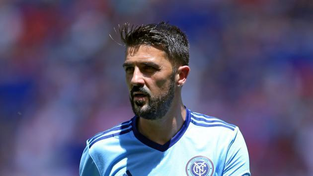 David Villa back in Spain squad