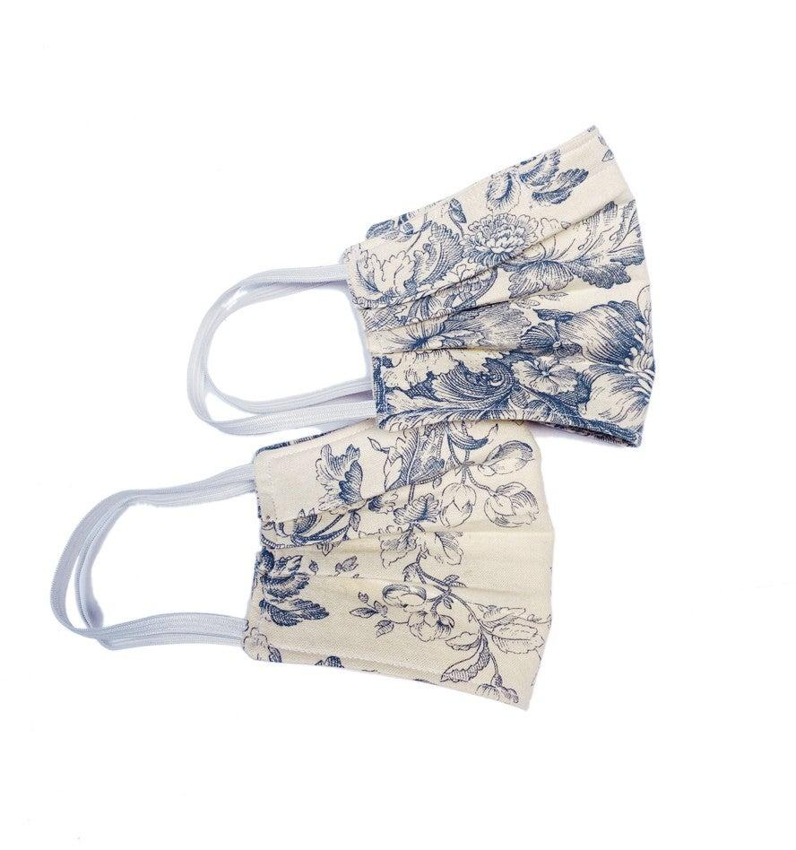 """<h3><a href=""""https://fave.co/38EOV0m"""" rel=""""nofollow noopener"""" target=""""_blank"""" data-ylk=""""slk:Jennifer Behr Cotton Face Mask, Set Of 2"""" class=""""link rapid-noclick-resp"""">Jennifer Behr Cotton Face Mask, Set Of 2</a></h3><br>Jennifer Behr's fabulously patterned face masks are all handmade locally out of their New York studio using favorite fabrics from seasons past. The styles are washable, reversible, reusable, <em>and </em>part of a match program where the brand will donate 1 for 1 to essential workers.<br><br><br><strong>Jennifer Behr</strong> Cotton Face Mask, Set of 2, $, available at <a href=""""https://go.skimresources.com/?id=30283X879131&url=https%3A%2F%2Ffave.co%2F38EOV0m"""" rel=""""nofollow noopener"""" target=""""_blank"""" data-ylk=""""slk:Jennifer Behr"""" class=""""link rapid-noclick-resp"""">Jennifer Behr</a>"""