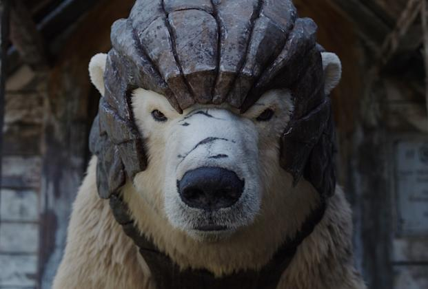 Lin-Manuel Miranda geeks out on 'His Dark Materials'