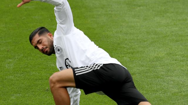 Emre Can being cut from Juventus' Champions League squad will not affect his focus on Germany's showdown with Netherlands, says Niklas Sule.