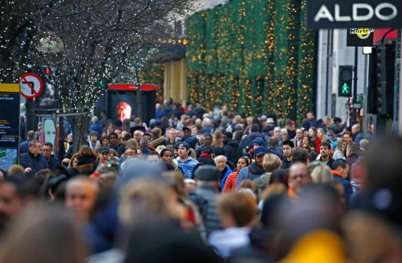 UK consumer confidence stuck at six-year low in November - GfK