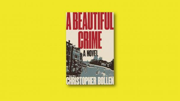A Beautiful Crime by Christopher Bollen (ABC News Photo Illustration, Christopher Bollen)