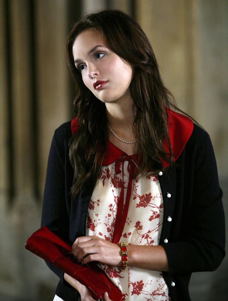 "<b>BLAIR'S BEST MEAN GIRL QUOTE:</b><b><br>""Brown doesn't offer a degree in slut.""</b> -- Blair to Serena (Season 1, Episode 3)<br><br>When Blair wants something, nobody can stand in her way -- not even her bestie, Serena. Blair's insecurities about being second best came out full force in this Season 1 zinger. Our second-favorite line? ""We don't do prom queen. That's for suburban schools and the lame teen comedies set at them."""