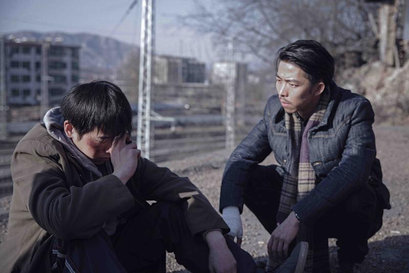 Peng Yuchang and Zhang Yu in 'An Elephant Sitting Still' (Photo: Courtesy of Everett Collection)