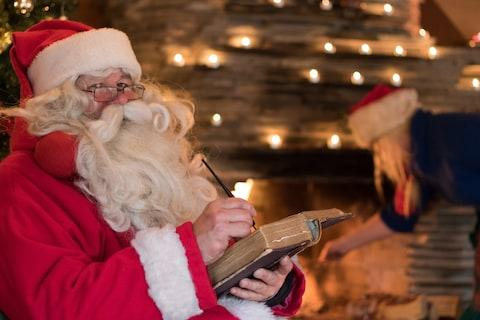 Visit Father Christmas in Finnish Lapland with Activities Abroad - Credit: Activities Abroad/Antti Piektianen