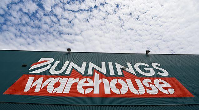 Bunnings is at the centre of a radie tax scam. Photo: AAP