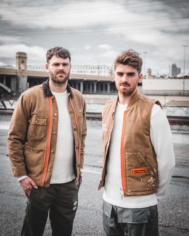 The Chainsmokers (Photo: Danilo Lewis)