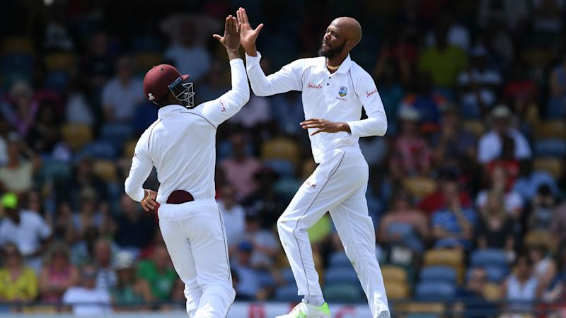 Chase takes eight to wrap up crushing Windies victory