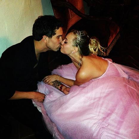 Kaley Cuoco Marries Ryan Sweeting in New Year's Eve Wedding!