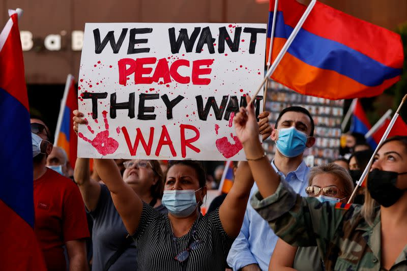 'We want more': Armenians in America push Trump administration to support homeland