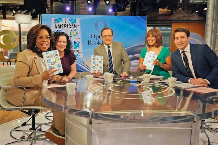 american dirt book club oprah