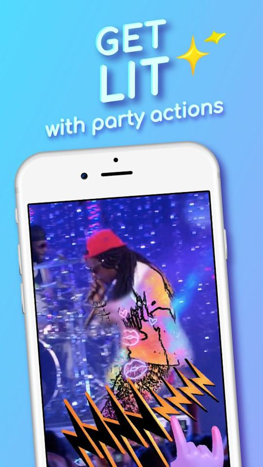 "<img alt=""""/><p>If you've ever watched a YouTube video and wished that you could be part of it, there's a new augmented reality app that might be able to help.</p> <p>It's <a rel=""nofollow"" href=""https://itunes.apple.com/us/app/spilly-play-inside-the-video/id1274307915?mt=8"">called Spilly</a>, and it takes popular videos of celebrities, YouTube stars, and other famous clips, then allows users to mash them up with Snapchat-like AR effects and even their own faces.</p> <div><p>SEE ALSO: <a rel=""nofollow"" href=""http://mashable.com/2017/10/16/facebook-acquires-tbh-app/?utm_campaign=Mash-BD-Synd-Yahoo-Tech-Full&utm_cid=Mash-BD-Synd-Yahoo-Tech-Full"">Facebook just acquired tbh and its 5 million teen users</a></p></div> <p>The app features a seemingly endless feed of video clips sourced from YouTube. For each clip, there's a carousel of special effects you can add to make the video your own.</p> <div><p></p></div>  <p>You could change what Golden State Warriors Star Kevin Durant is wearing, for example, or shower a Miley Cyrus video with virtual confetti or flowers. Or make it rain, or add a spotlight, or any combination of the above. The clips loop so you can keep adding or subtracting effects until you get something you like.</p> <p>There's also an ""impostor"" feature that lets you add your own face to the videos, so you can record clips of yourself to overlay onto the faces of the people in the videos. When you're done with your creation, you can export the clip to share with friends or on social media.  </p> <div> <div> <div><h3></h3></div> <p><img></p> <div><p>Image:  spilly</p></div>  </div> <div> <div><h3></h3></div> <p><img title=""Spilly's ""impostor"" feature."" alt=""Spilly's ""impostor"" feature.""></p> <p>Spilly's ""impostor"" feature.</p><div><p>Image:  spily</p></div>  </div> </div> <p>Behind the scenes, the app is powered by neural networks, which allow it to track what's happening in the videos in real time, so the effects line up with right part of the video. This is how the app knows where faces, bodies and other objects are in any given video.</p> <p>The company behind Spilly is currently working with a small group of creators and influencers who are able to upload their videos to the app's feed, so they'll keep adding more and refreshing the videos that are available.</p> <div> <h2><a rel=""nofollow"" href=""http://mashable.com/2017/10/18/ariana-grande-album-cover/?utm_campaign=Mash-BD-Synd-Yahoo-Tech-Full&utm_cid=Mash-BD-Synd-Yahoo-Tech-Full"">WATCH: The internet is very confused by Ariana Grande's album cover</a></h2> <div> <p><img alt=""Https%3a%2f%2fvdist.aws.mashable.com%2fcms%2f2017%2f10%2fc88f0376 0943 9bb2%2fthumb%2f00001""></p>   </div> </div>"