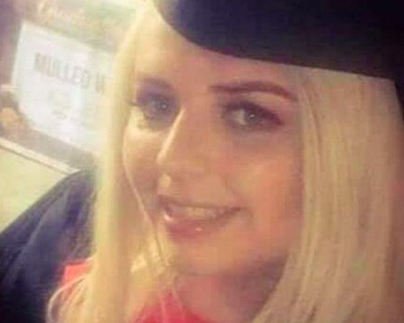 Nurse Rebecca Mack died after contracting coronavirus. (Twitter/@NursingNotesUK)