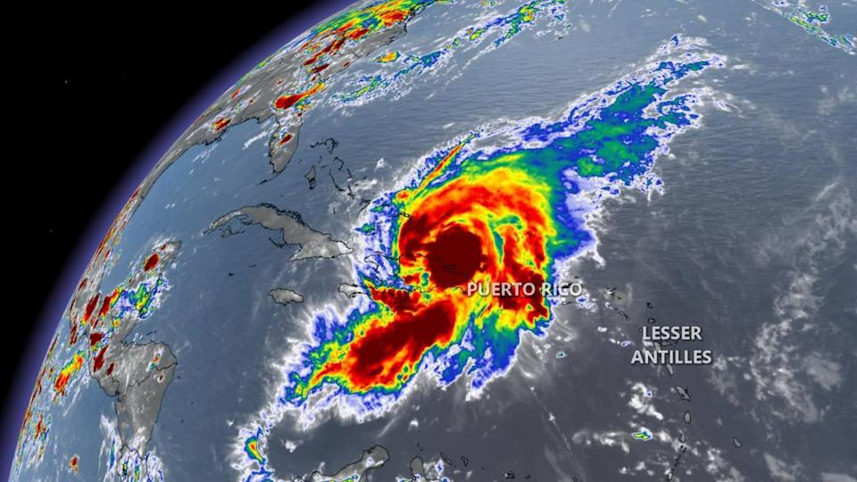 Hurricane Isaias threatens Caribbean lands as Florida braces for impacts