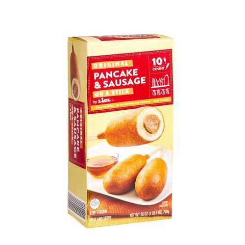 <p>Consider this your permission to have corn dogs for breakfast. If you have trouble deciding between sweet or savory at breakfast time, here's the solution.</p>