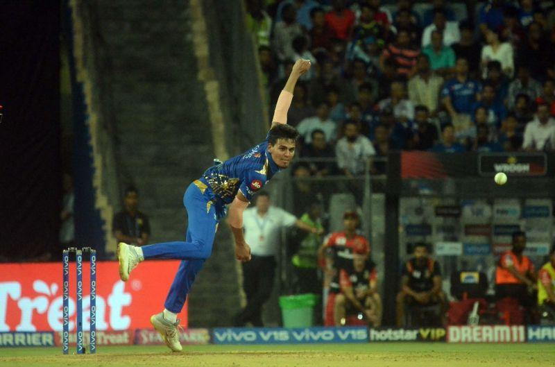 Rahul Chahar is the lone wrist spinner in MI's squad