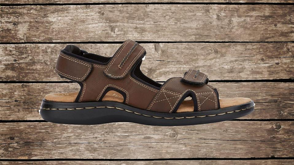 Customers love these Dockers sandals for the overall comfort they say they provide.
