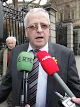Final Mahon Tribunal Reports at Dail