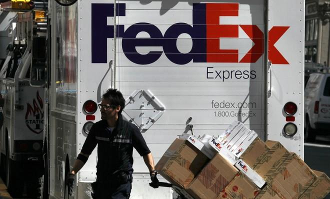 Dear Congress: FedEx candeliver mail too, you know.