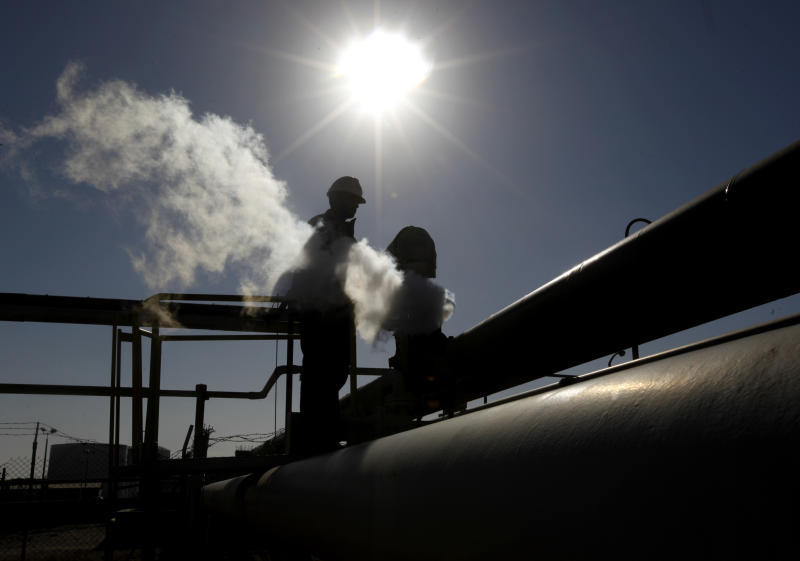 Libya's oil exports plunge as problems escalate