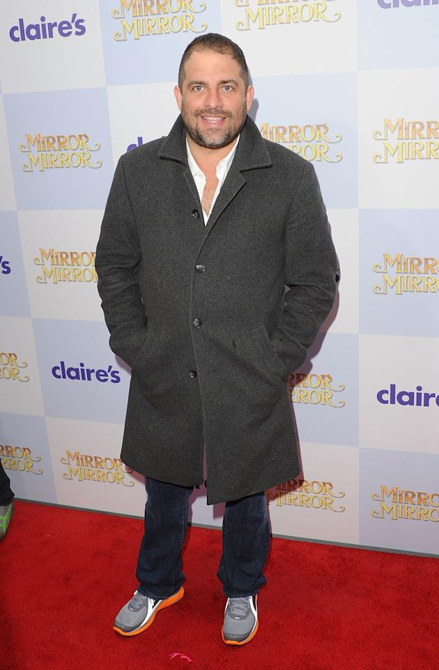 HOLLYWOOD, CA - MARCH 17:  Producer Brett Ratner attends the 'Mirror Mirror' premiere at Grauman's Chinese Theatre on March 17, 2012 in Hollywood, California.  (Photo by Jason Merritt/Getty Images)