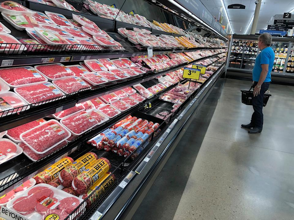 meat grocery store