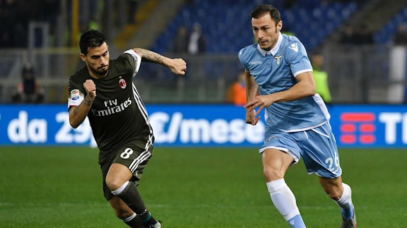 Lazio 1 AC Milan 1: Suso earns a late point for so-so visitors