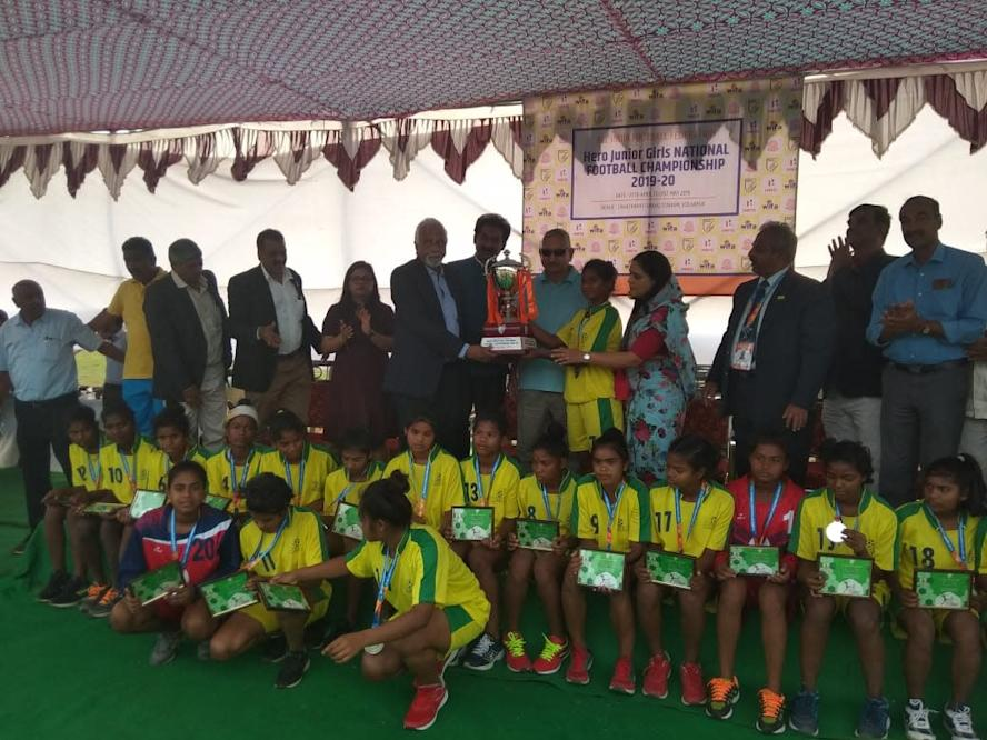 How Jharkhand became the hotbed of women's football in India?