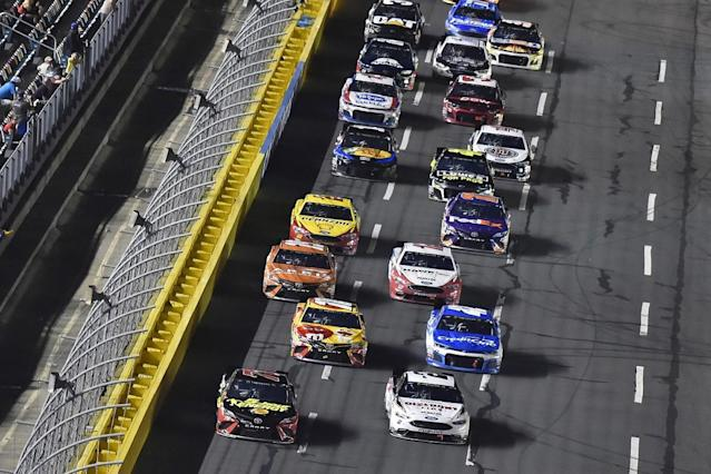 NASCAR explains reasons for new Cup aero rules