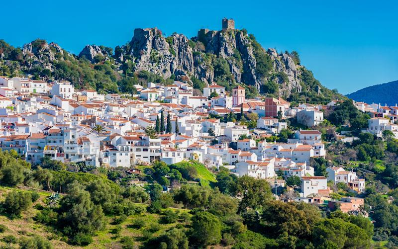 Gaucín, the birthplace of opera's most famous heroine, Carmen - getty