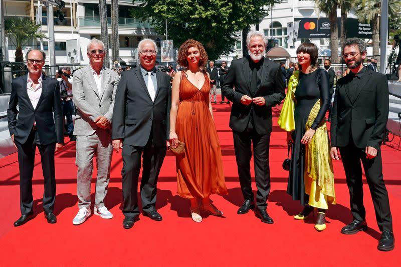 """The 74th Cannes Film Festival - Screening of the film """"Where Is Anne Frank"""" Out of Competition - Red Carpet Arrivals"""