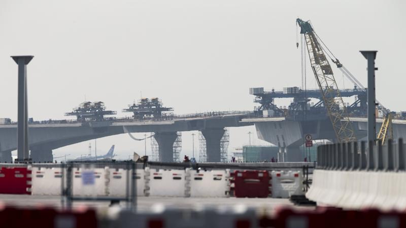 New woes for contractor in mega bridge fake test scandal Jacobs China as fraud allegations emerge over other Hong Kong projects