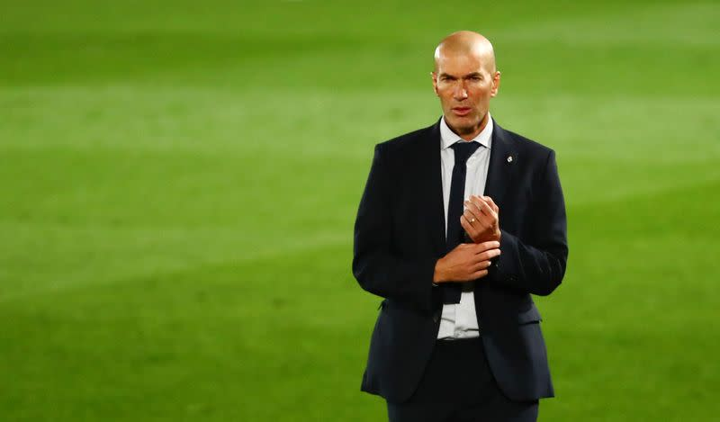 Zidane ready to rotate Madrid squad to cope with fixture congestion