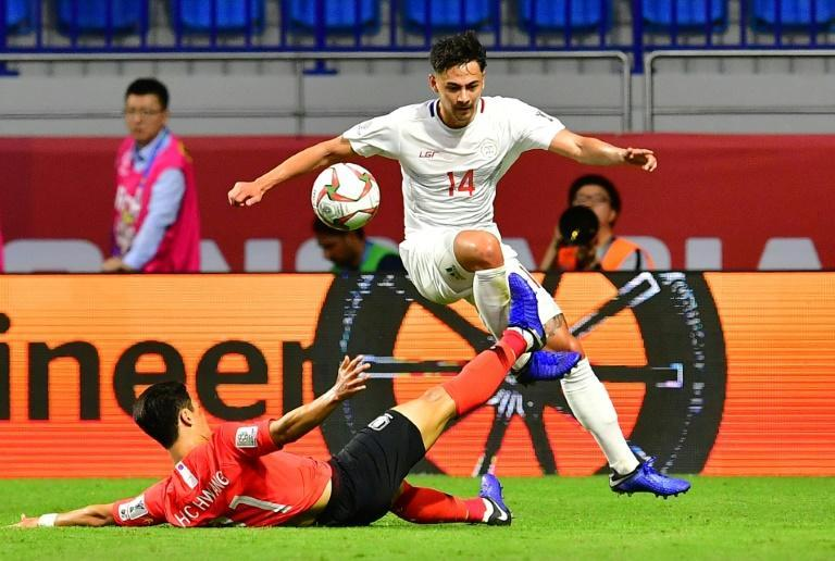 Eriksson 'proud' of his Philippines side which went down fighting to favourites South Korea