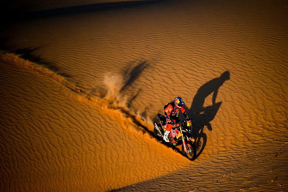 """#3 Red Bull KTM Factory Racing: Toby Price<span class=""""copyright"""">Red Bull Content Pool</span>"""