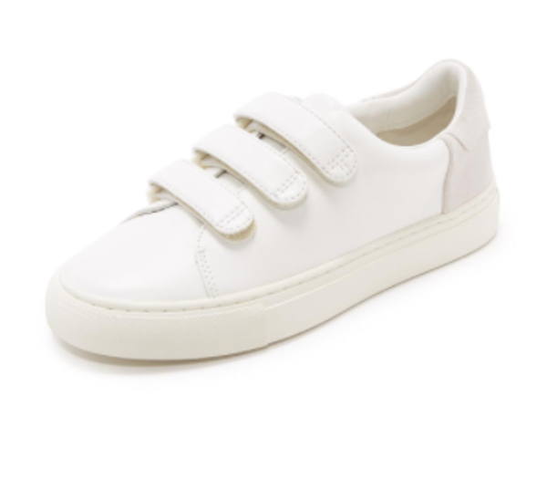 "<p>Tory Burch Tory Sport Colorblock Velcro Sneakers, $198, <a rel=""nofollow"" href=""https://www.polyvore.com/tory_burch_sport_colorblock_velcro/thing?id=217473278"">shopbop.com</a> </p>"