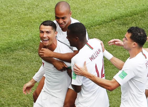 World Cup 2018: Cristiano Ronaldo, at 33 years old, is the exception rather than the rule for this ageing Portugal squad